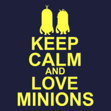 Minion LOVE-MINIONS T-Shirt
