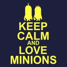 Minion LOVE MINIONS T Shirt