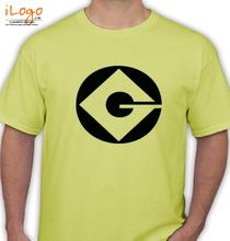 Minion minions-tshirt T-Shirt