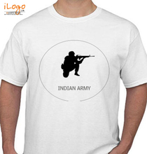 indian-army. T-Shirt