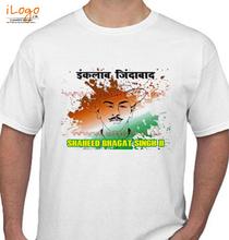 bhagat-singh-ji. T-Shirt