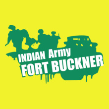 indian-army-fort-buckner T-Shirt