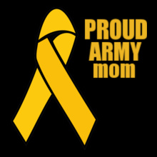 army-mom. T-Shirt