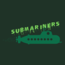 Submariners. T-Shirt