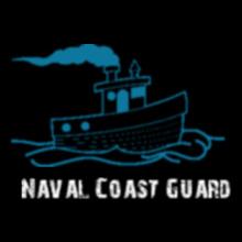 Naval-Coast-Guard. T-Shirt