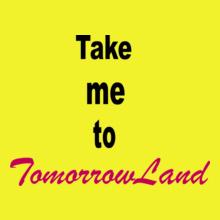 Tomorrowland take-me-to-tomorrowland T-Shirt