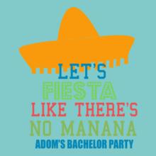 Bachelor Party FIESTA T-Shirt