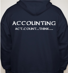 f284ba4b Accounting Hoodies Unisex at Best Price [Editable Design] India