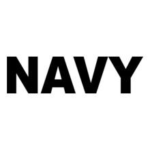 navy- T-Shirt