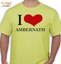 ambernath T-Shirt