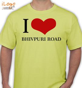 bhivpuri - T-Shirt