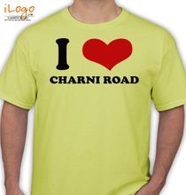 CHARNI-ROAD T-Shirt