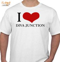 DIVA-JUNCTION T-Shirt