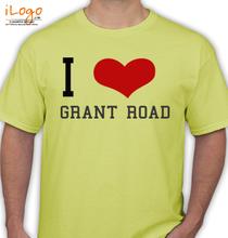 GRANT-ROAD T-Shirt