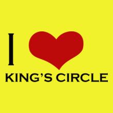 KING-%-S-CIRCLE T-Shirt