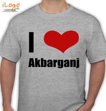 Uttar Pradesh akbarganj T-Shirt