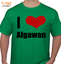 Uttar Pradesh algawan T-Shirt