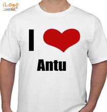 Uttar Pradesh antu T-Shirt