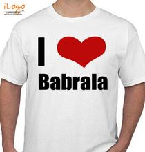 Uttar Pradesh babrala T-Shirt