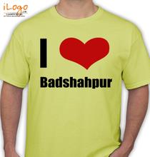 Uttar Pradesh badshahpur T-Shirt