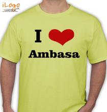 Tripura ambasa T-Shirt