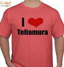 Tripura teliamura T-Shirt