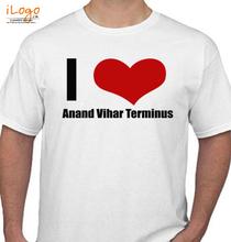 Anand-Vihar-Terminus T-Shirt