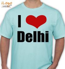 DELHI- T-Shirt