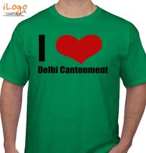 Delhi-Cantonment T-Shirt