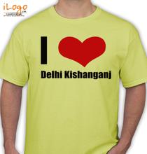 Delhi-Kishanganj T-Shirt