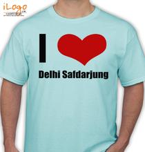 Delhi-Safdarjung T-Shirt