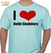 Delhi-Shahdara T-Shirt