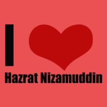 Delhi Hazrat-Nizamuddin T-Shirt