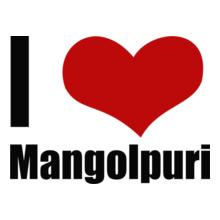Delhi Mangolpuri T-Shirt