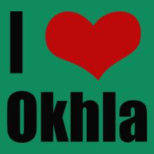 Delhi Okhla T-Shirt