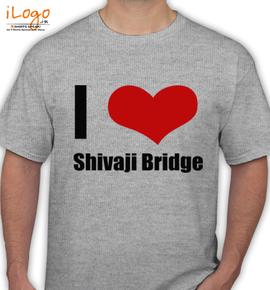 Shivaji-Bridge - T-Shirt