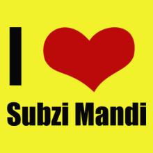 Delhi Subzi-Mandi T-Shirt