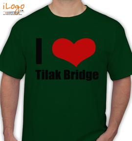 Tilak-Bridge - T-Shirt