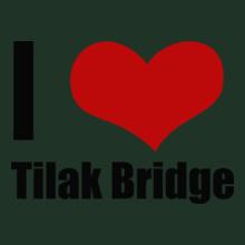 Delhi Tilak-Bridge T-Shirt