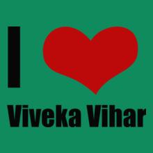 Delhi Viveka-Vihar T-Shirt