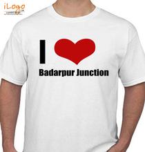 Assam Badarpur-Junction- T-Shirt
