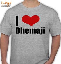 Assam Dhemaji T-Shirt
