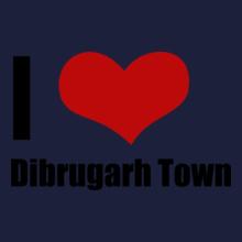 Assam Dibrugarh-Town T-Shirt