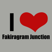Assam Fakiragram-Junction T-Shirt