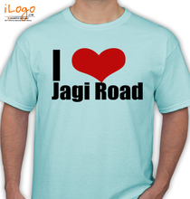 Assam Jagi-Road T-Shirt