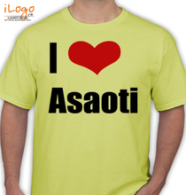 Haryana Asaoti T-Shirt