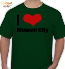 Haryana Bhiwani-City T-Shirt