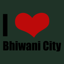 Haryana Bhiwani-City T-Shirt