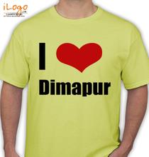 Goa dimapur T-Shirt