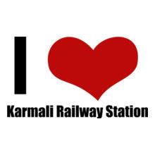 Goa Karmali-Railway-Station T-Shirt